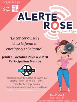 Alerte Rose