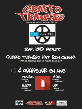 Animation - Graffo Transfo