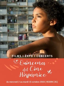 Apéro-ciné : présentation du programme de la 4e Quincena del cine hispanico