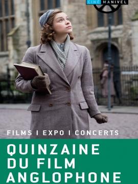 Apéro-ciné : présentation du programme de la 4e Quinzaine du film anglophone
