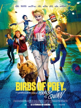 Birds of Prey et la fantabuleuse histoir...