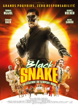 Black Snake, la légende du serpent noir...