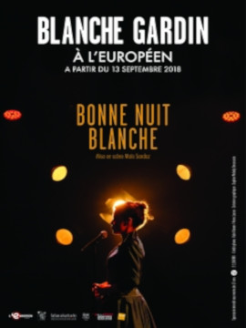 Blanche Gardin, son spectacle en direct au cinéma