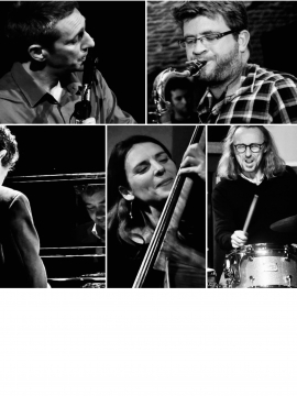 CONCERT JAZZ SESSION - SNAKES AND LADDERS Quintet