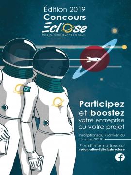 Cérémonie de remise des prix concours ECL'OSE