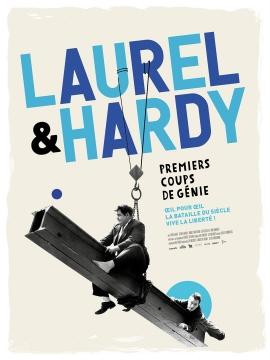 Ciné-concert - Laurel et hardy, premiers coups de génie