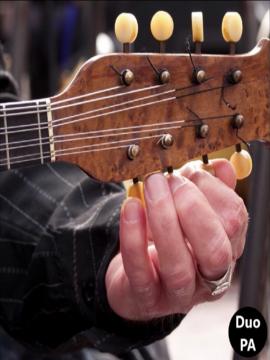 Concert DUO PA | guitare et mandoline