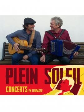 Concert Plein Soleil : Autour du Canal