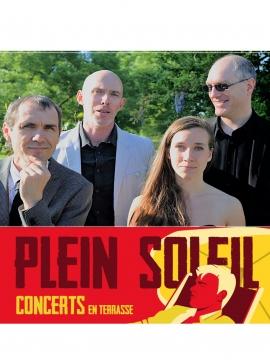 Concert Plein Soleil : Canto