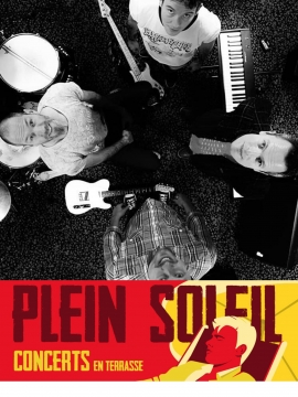 Concert Plein Soleil : Off the Hook
