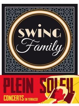 Concert Plein Soleil : Swing Family