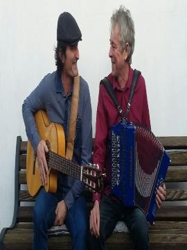 Concert Ronan Robert et Jacques Moison