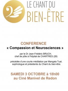 Conférence : Compassion et Neurosciences