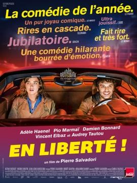 Ciné-débat en e-cinéma : En liberté !