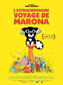 L\'extraordinaire voyage de Marona