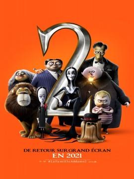 La famille Addams 2 : une virée d\'enfer...