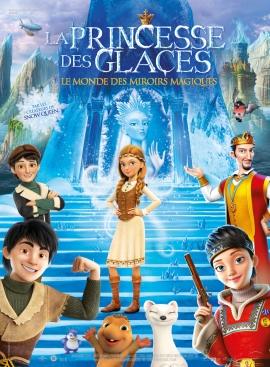 La Princesse des glaces, le monde des mi...