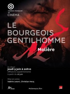 Le Bourgeois Gentilhomme  (Comédie-Française)