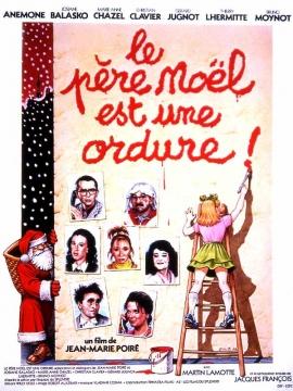 Le Père Noël est une ordure | cinéma en plein air