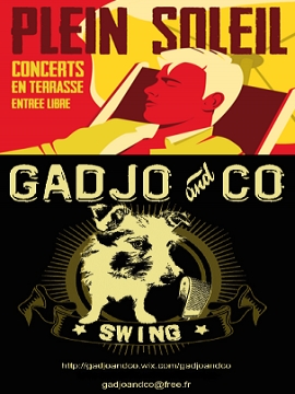 PLEIN SOLEIL : GADGO AND CO