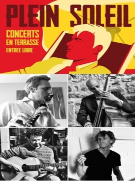 PLEIN SOLEIL : JAZZ AU CINE MANIVEL : POWER QUARTET