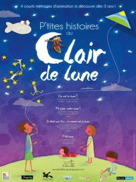 P\'tites histoires au Clair de lune