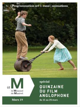 Rediffusion du coup de coeur des Jeunes Cinéphiles Quinzaine du film anglophone