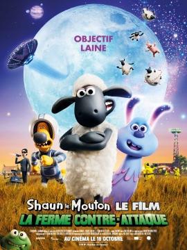 Shaun le Mouton Le Film : La Ferme Contr...