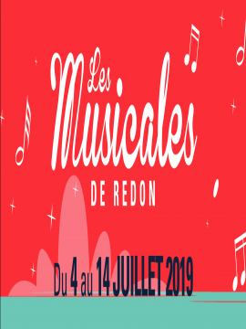 Soirée de lancement de la 7e édition du festival Les Musicales de Redon