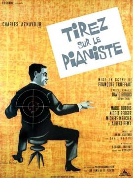 Soirée jazz et cinéma : concert du West Whispers 4tet suivi du film Tirez sur le pianiste