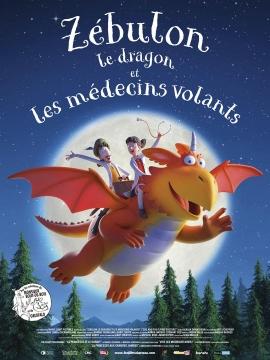 Zébulon le dragon et les médecins vola...
